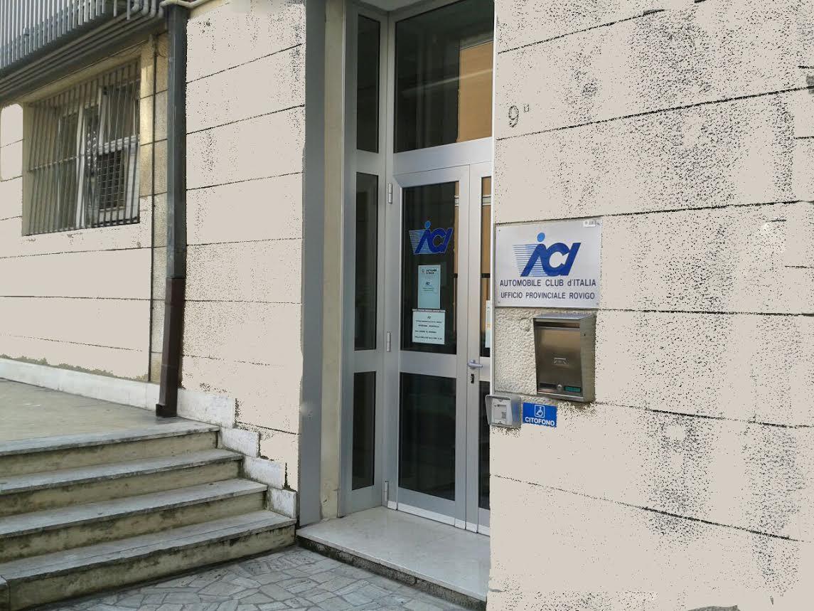 Ufficio Rovigo : Unità territoriale aci di rovigo