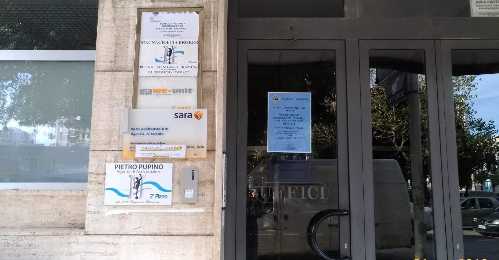 Unità Territoriale ACI di Taranto